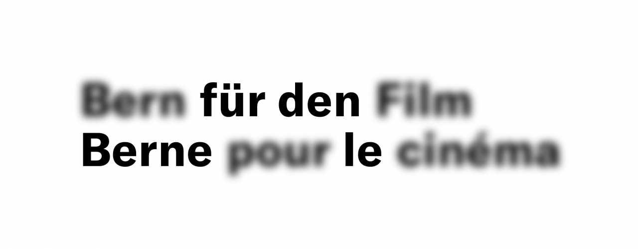 Bern für den Film